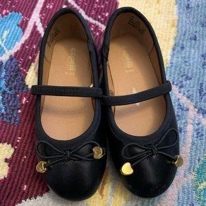 Black girls dress shoes